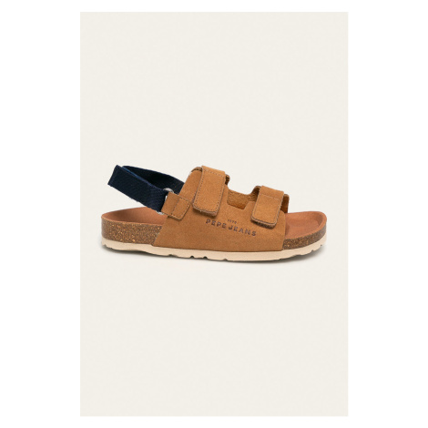 Pepe Jeans - Detské sandále Bio Vercro