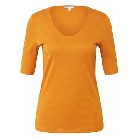 STREET ONE Tričko 'Palmira'  oranžová