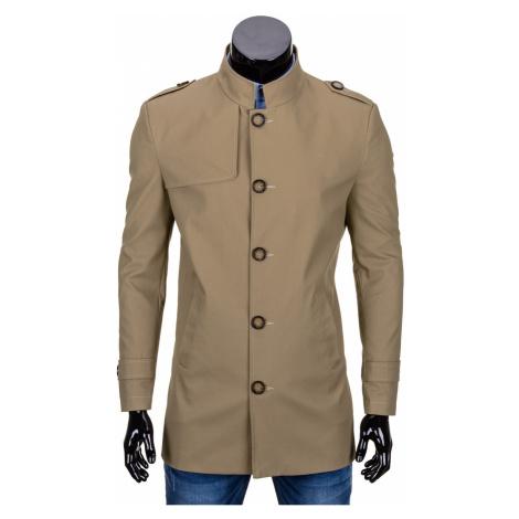 Ombre Clothing MEN'S COAT C269 Beige