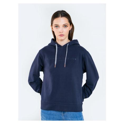 Big Star Woman's -- Sweat 170396 Light blue Knitted-404