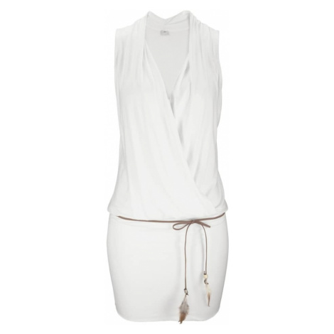 s.Oliver Plážové šaty  biela