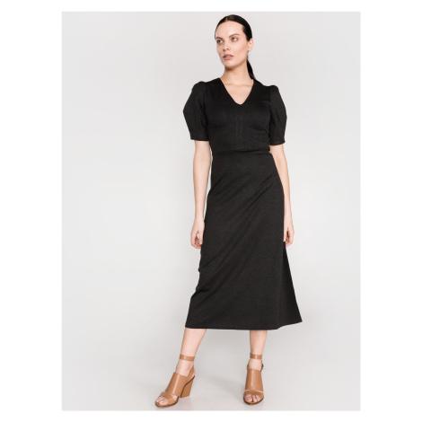 Šaty French Connection Čierna