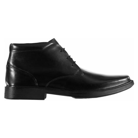 Kangol Castor Mid Top Formal Shoes Mens Rockport
