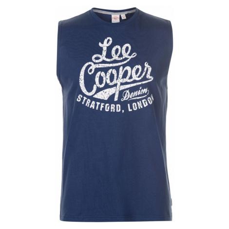 Men's vest Lee Cooper Large Logo