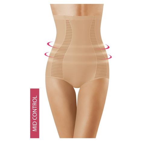 Sťahovacie nohavičky Idealia béžová Wolbar