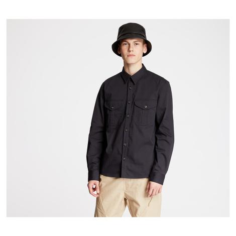 A.P.C. Surchemise Breton Shirt Dark Navy