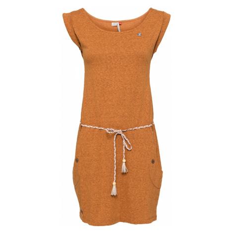 Ragwear Letné šaty 'Tag'  žltohnedá