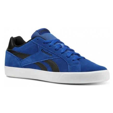 Reebok ROYAL COMPLETE 2LS modrá - Pánska voľnočasová obuv