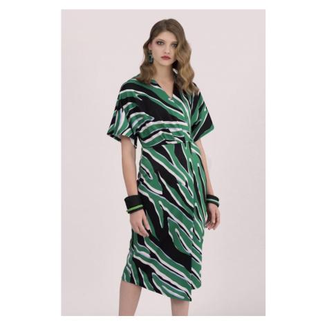 Kimono zavinovacie šaty Closet