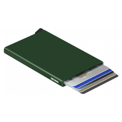 Secrid Cardprotector Green-One size zelené C-Green-One size