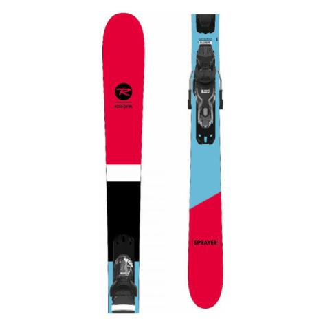 Rossignol SPRAYER 2 + XPRESS 10 - Juniorské zjazdové lyže