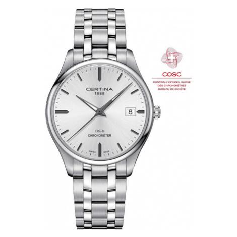 Certina DS-8 GENT Chronometer C033.451.11.031.00