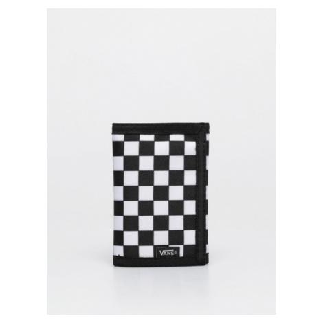 Peňaženka Vans MN Slipped Wallet Black White - Veľkosť:UNI