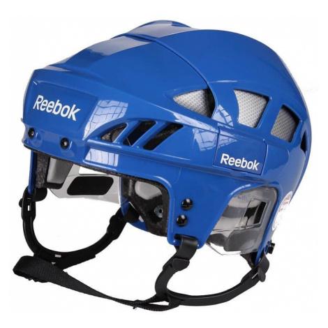 7K hokejová helma barva: modrá;velikost oblečení: S Reebok