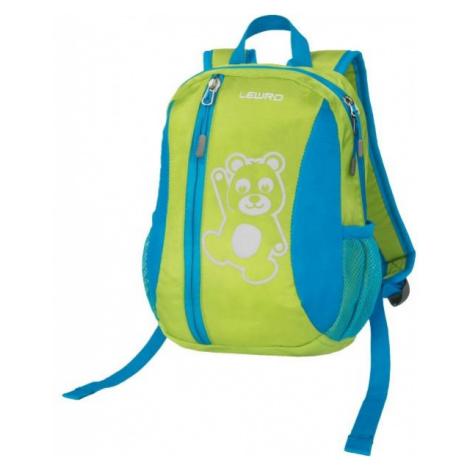 Lewro CHILL 7 zelená - Detský batoh