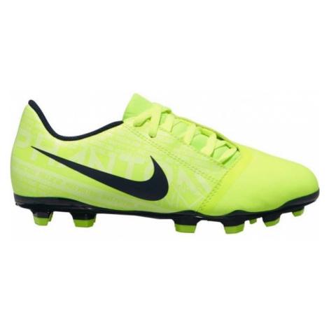 Nike JR PHANTOM VENOM CLUB FG svetlo zelená - Chlapčenské lisovky