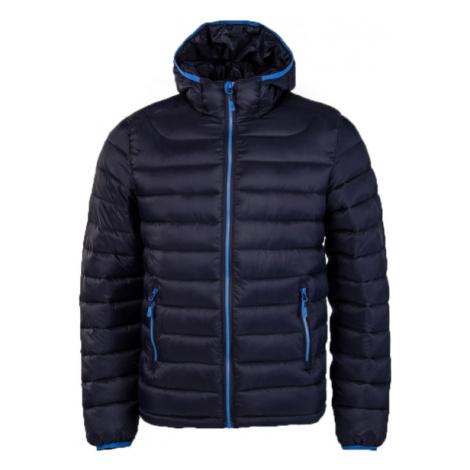 Willard LESS tmavo modrá - Detská prešívaná bunda