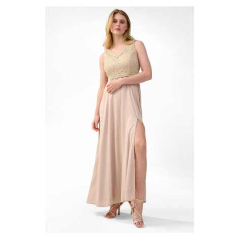 Koktailové šaty maxi Orsay