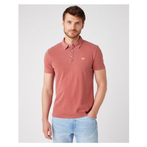Wrangler Polo tričko Červená