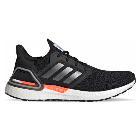 adidas Ultraboost 20 Core Black/Iron Met./Football Blue-11 čierne FX7979-11