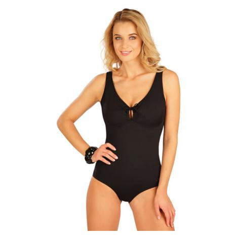Litex Dámske jednodielne plavky s kosticami
