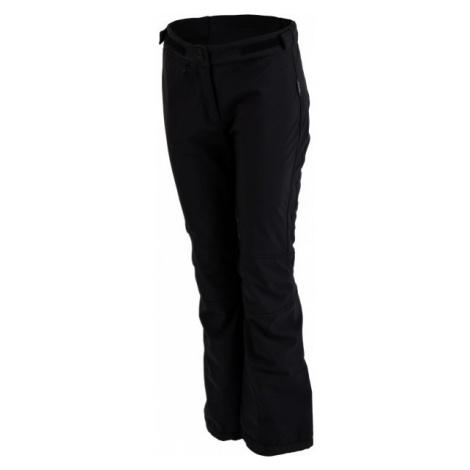 Hi-Tec LADY LORANA čierna - Dámske softshellové nohavice