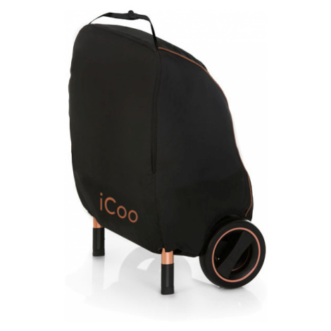 ICOO Transportná taška na kočík Acrobat - Black