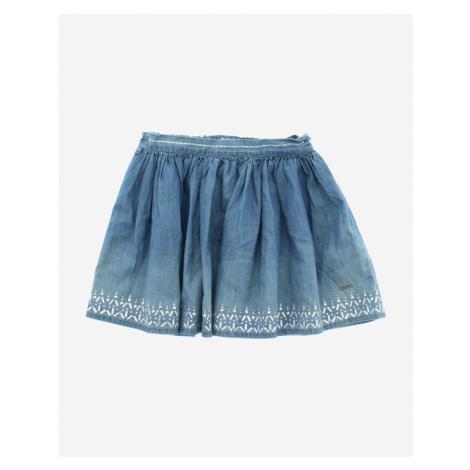 Pepe Jeans Sukňa detská Modrá