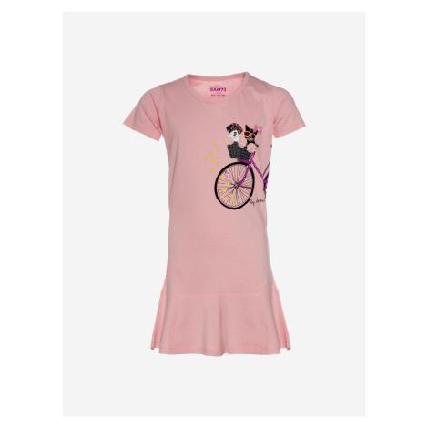 Šaty dětské Sam 73 Růžová