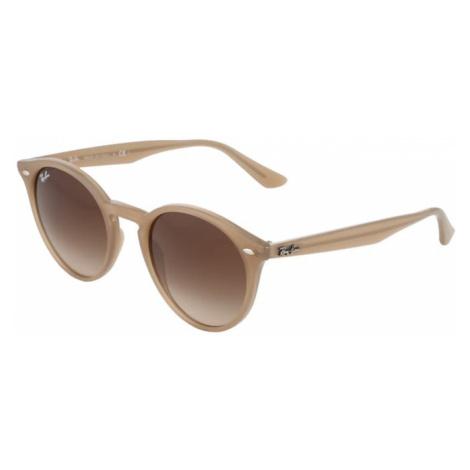 Ray-Ban Slnečné okuliare 'Rb2180'  hnedá