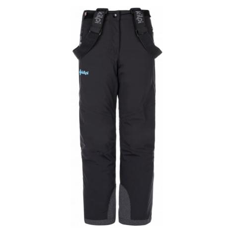 Children's ski pants Team pants-j black - Kilpi