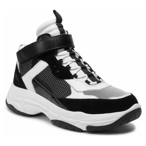 Sneakersy CALVIN KLEIN JEANS - Mordikai B4S0134 White/Black
