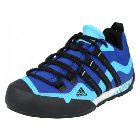 ADIDAS PERFORMANCE Športová obuv 'TERREX SWIFT SOLO'  kráľovská modrá / neónovo modrá / čierna