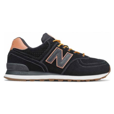 New Balance ML574XAB - Pánska voľnočasová obuv