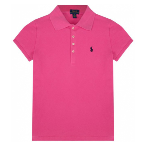 Polo Ralph Lauren Polokošeľa 313573242 Ružová Regular Fit
