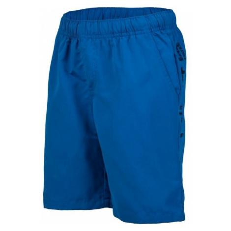 Lewro ORMOND modrá - Chlapčenské šortky