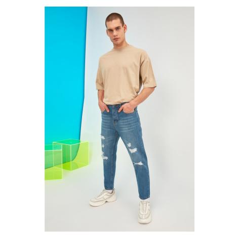 Trendyol Slim Crop Jeans