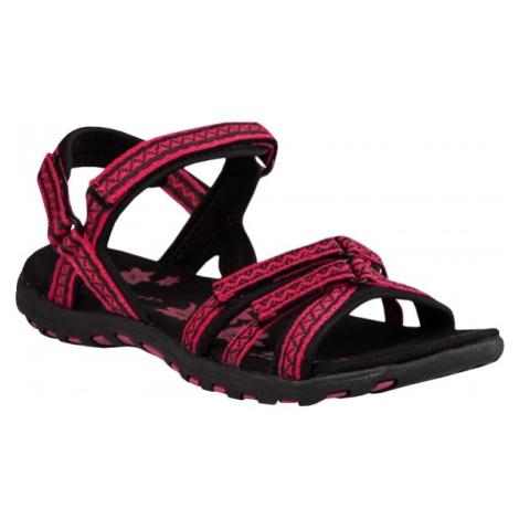 Loap JADE ružová - Dámske letné sandále