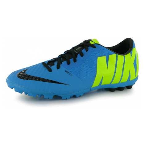 Nike 5 Bomba Finale II Mens Astro Turf Trainers Blue