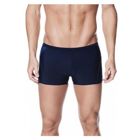 Nike POLY SOLIDS modrá - Pánske plavky