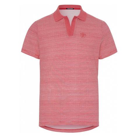 CHIEMSEE Tričko  biela / červená