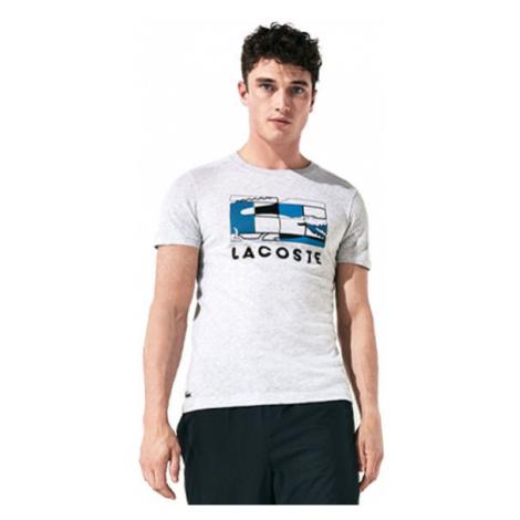 Lacoste S TEE-SHIRT biela - Pánske tričko
