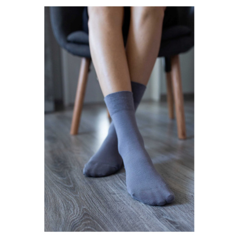Barefoot ponožky - sivé 39-42