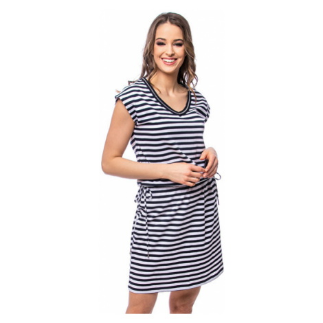 Heavy Tools Dámske šaty Vixi striped E9S20190SD