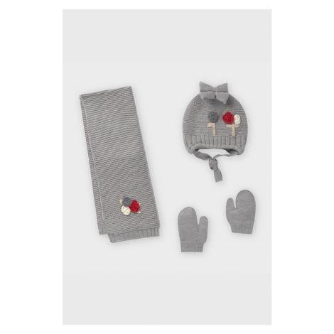 Mayoral - Čiapka, šál a rukavice