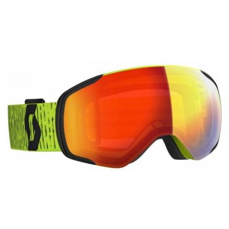 Scott VAPOR svetlo zelená - Lyžiarske okuliare