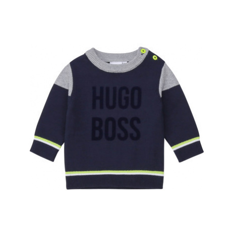 BOSS J05811 Modrá Hugo Boss