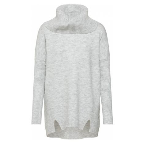 ABOUT YOU Oversize sveter 'Franka'  sivá