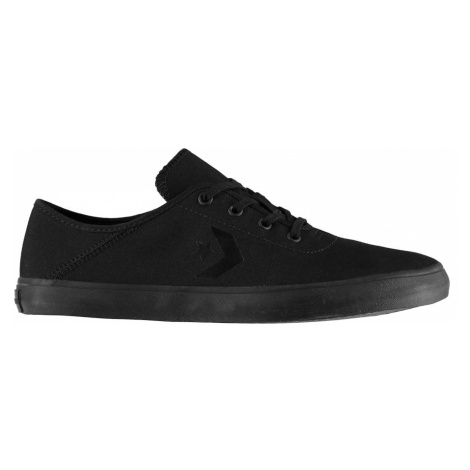 Converse Ox Costa Canvas Trainers Ladies