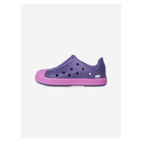Bump It Shoe Crocs dětské Crocs Růžová